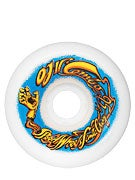 OJ Elite Combos 95a White Wheels