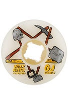 OJ Akers DIY EZ Edge 101a Wheels