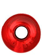 OJ Hot Juice 78a Trans Red Wheels