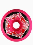 OJ Hosoi Rocket Re-Issue Pink 97a Wheels