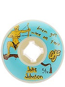 OJ Jake Johnson Dream Girl EZ Edge 101a Wheels