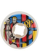 OJ Jessee Stained Glass 101a Wheels