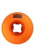 OJ Little Doodies 92a Orange Wheels