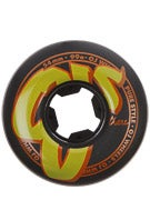 OJ Logo Family Black 99a Wheels