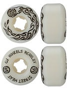 OJ Rowley II 99a Wheels  White