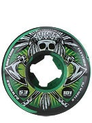 OJ Fletcher Tomahawk Green/Black 101a Wheels