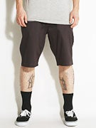 Organika Grow Chino Shorts  Charcoal