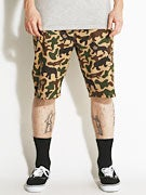 Organika Grow Chino Shorts  Animal Camo