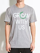 Organika Grow With Us T-Shirt