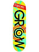 Organika Grow Wild Green Deck  8.1 x 32
