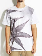 Organika Morning Leaf Custom T-Shirt