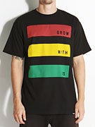 Organika Roots Stripe T-Shirt