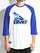 Omit Black Socks Raglan Shirt