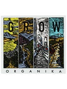 Organika Landscapes Sticker