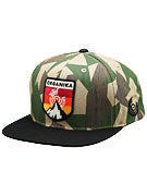 Organika Summit Snapback Hat