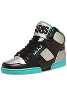 Osiris NYC 83 Shoes  Black/Gunmetal/Sea