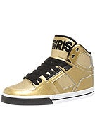 Osiris NYC 83 VLC Shoes  Gold/Gold/Black