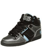 Osiris NYC 83 Shoes  Silver/Blue/Ron Allen