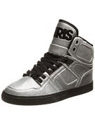 Osiris NYC 83 VLC Shoes  Silver/Black/Silver