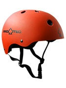 Protec The Classic Skateboard Helmet Matte Orange