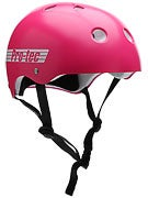 Protec The Classic Skateboard Helmet Pink Retro