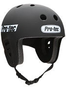 Protec The Full Cut Skateboard Helmet Satin Black