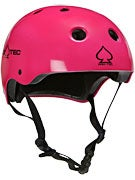 Protec The Classic Skateboard Helmet  Gloss Punk Pink