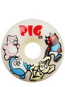 Pig Speedline Animal Friends Wheels
