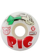 Pig Darts Wheels