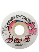 Pig Ride The Swine Wheels