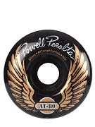 Powell All Terrain Cored Black Wheels