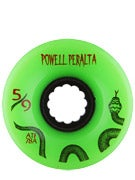 Powell All Terrain 78a Green Wheels