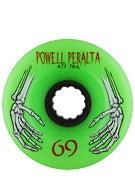 Powell All Terrain 78a Green Wheels 69mm