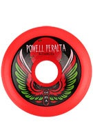 Powell Bombers 85A Wheels  Red