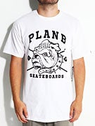 Plan B Bulldog T-Shirt