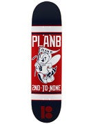 Plan B Bee Logo Deck  8.125 x 32.35
