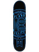 Plan B Felipe Lock Deck  7.875 x 32