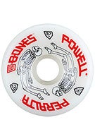 Powell G-Bones Wheels  White