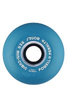 Powell Mini-Cubic Blue Wheels