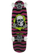 Powell Mini Ripper Black/Purple Complete  7.5x24