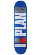 Plan B OG Blue Deck  7.625 x 31.375