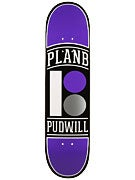 Plan B Pudwill Arch Deck  7.75 x 30.75
