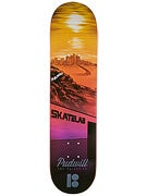 Plan B Pudwill City Deck  7.75 x 31.25