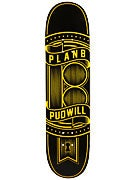 Plan B Pudwill Lock Deck  8.0 x 31.75