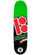 Plan B Rodriguez Flags Deck  8.125 x 32.35