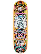 Plan B Sheckler Color Flash Deck  8.25 x 31.75