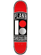 Plan B Sheckler Arch Deck  7.625 x 30.25