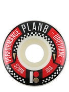 Plan B Team Checked 101a Wheels