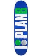 Plan B Team OG Blue Deck 7.625 x 31.5