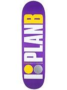 Plan B Team OG Purple Deck 8.375 x 31.125